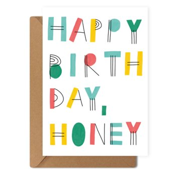 Kartka okolicznościowa ÄLSKLING - Urodziny-Munnar
