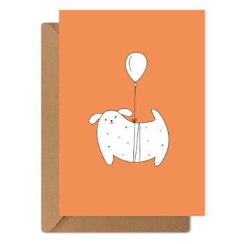 Kartka okolicznościowa BALLONG - Urodziny-Munnar