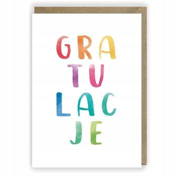 Kartka okolicznościowa,karnet,gratulacje-Cardie