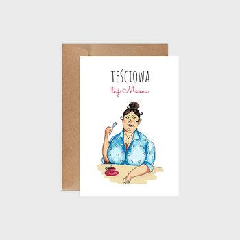 Kartka okolicznościowa, Teściowa