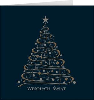 Kartka świąteczna bez tekstu S-BT 38-Czachorowski