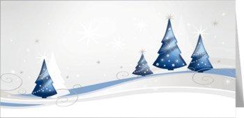 Kartka świąteczna bez życzeń LZ-BT 64-Czachorowski