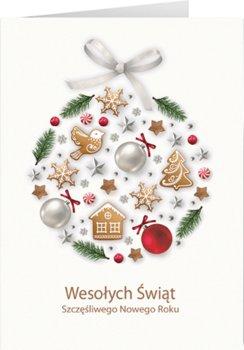 Kartka świąteczna z życzeniami GD-T 110-Czachorowski