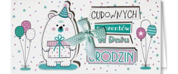 kartka urodzinowa dla dziecka EZ 79-ENZO