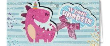Kartka urodzinowa dla dziecka EZ 82-ENZO