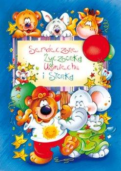 Kartka Urodzinowa  DZ 05-Czachorowski