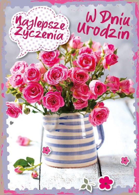 Kartka urodzinowa GM572 - Armin Style | Sklep EMPIK.COM