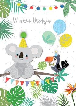 Kartka urodzinowa GM607-Armin Style