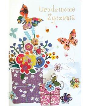 Kartka urodzinowa M662-Maja