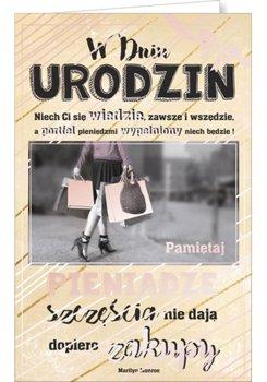 Kartka urodzinowa U 26-AB Card