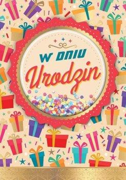 Kartka Urodzinowa wesoła KNF 30-Kukartka