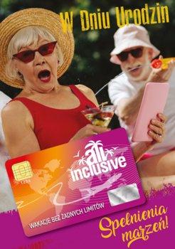 Kartka urodzinowa z kartą kredytową GIFT 135-Armin Style