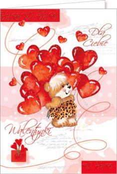 Kartka Walentynkowa dla chłopaka VL19-Czachorowski