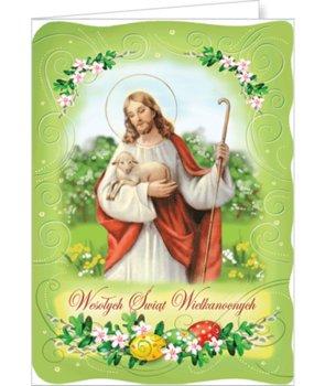 Kartka Wielkanocna Religijna BRW-T 6-Czachorowski