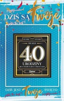 Kartka z okazji 40 urodzin 2K 09-yeku