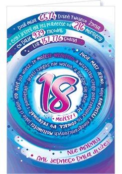 Kartki na 18-tkę ST06-AB Card
