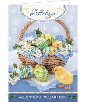 Kartki Wielkanocne z życzeniami BW-T 51-Czachorowski