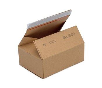 Karton wykrojnikowy, brązowy, 213x153x77 mm