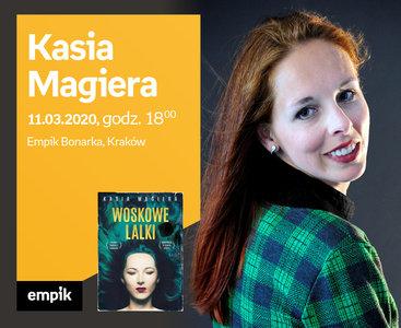 Odwołane: Kasia Magiera | Empik Bonarka