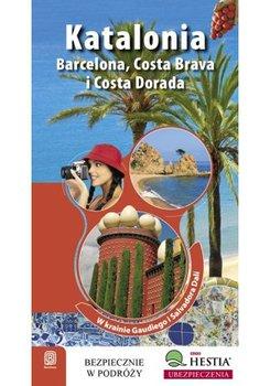 Katalonia. Barcelona, Costa Brava i Costa Dorada. W Krainie Gaudiego i Salvadora Dali-Zaręba Dominika