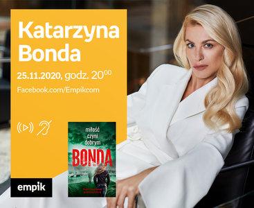 Katarzyna Bonda – Premiera online