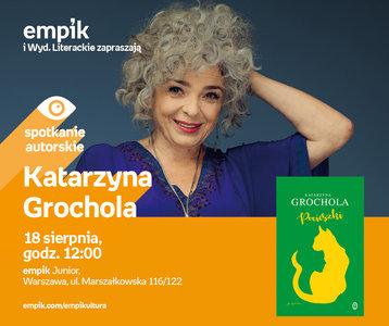 Katarzyna Grochola | Empik Junior Warszawa