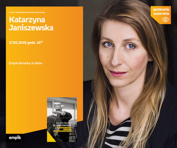 Katarzyna Janiszewska   Empik Bonarka