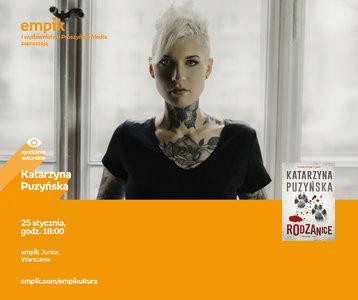 Katarzyna Puzyńska | Empik Junior
