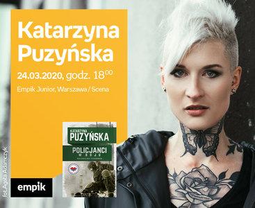 Odwołane: Katarzyna Puzyńska   Empik Junior / Scena