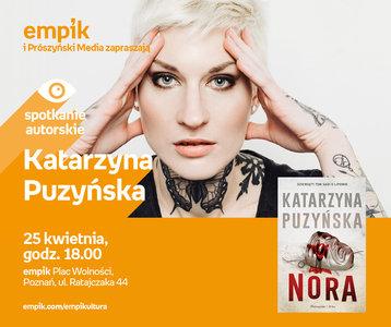 Katarzyna Puzyńska   Empik Plac Wolności