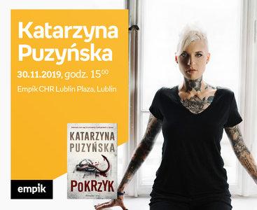 Katarzyna Puzyńska | Empik Plaza