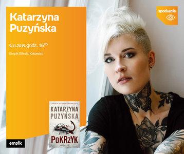Katarzyna Puzyńska | Empik Silesia