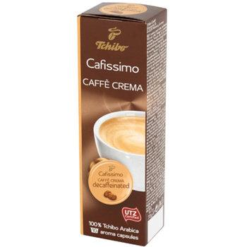 Kawa Mielona Bezkofeinowa W Kapsułkach Tchibo Cafissimo Caffe Crema Decaffeinated 10x7 G