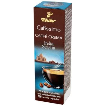 Kawa mielona w kapsułkach TCHIBO Cafissimo Caffe Crema India Sirisha, , 10x7,8 g-Tchibo