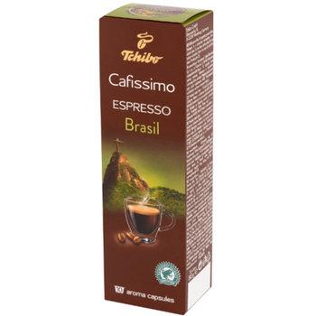 Kawa palona mielona w kapsułkach TCHIBO Cafissimo Espresso Brasil, 10x8 g-Tchibo