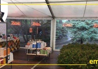 Kawiarnia Literacka OFF Festival otwarta! Co w niej znajdziecie?