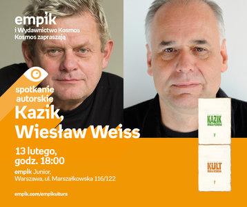 Kazik, Wiesław Weiss | Empik Junior