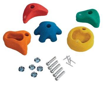 KBT, kamienie na plac zabaw z żywicy, średnie-KBT