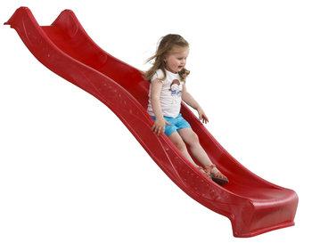 KBT, zjeżdżalnia dla dzieci, 2,5 m, czerwona-KBT