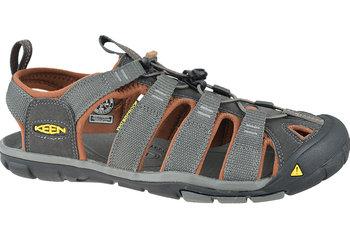 Keen Clearwater CNX 1014456, Męskie, sandały sportowe, Brązowy-KEEN