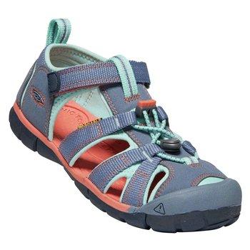 KEEN, Sandały dziecięce, Seacamp II CNX 1022990, szary, rozmiar 19-KEEN