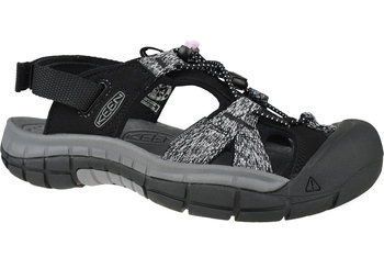 Keen Wm's Ravine H2 1023082, Damskie, sandały sportowe, Czarny-KEEN