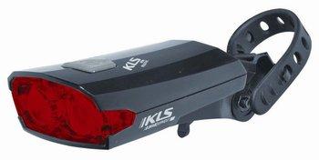 Kelly's, Lampka tylna akumulatorowa, Index, czarna, rozmiar uniwersalny-Kellys