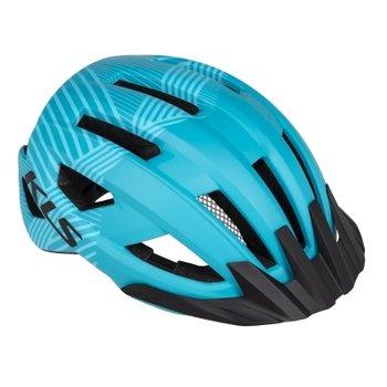 Kellys, Kask rowerowy, Daze, niebieski, rozmiar S/M-Kellys