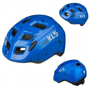 Kellys, Kask rowerowy dziecięcy, ZIGZAG, niebieski, rozmiar XS-Kellys