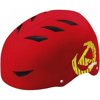 Kellys, Kask rowerowy, Jumper Mini, czerwony, rozmiar XS/S-Kellys