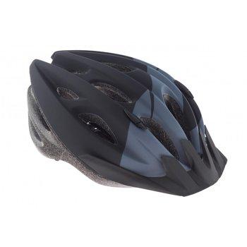 Kellys, Kask rowerowy KLS Blaze, rozmiar M/L, 58-61 cm, czarny-Kellys