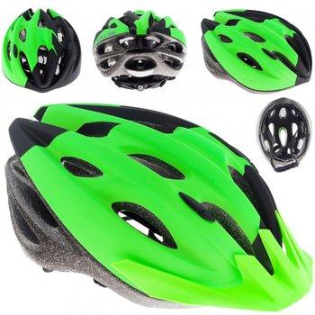 Kellys, Kask rowerowy, KLS BLAZE, zielony, rozmiar S/M-Kellys