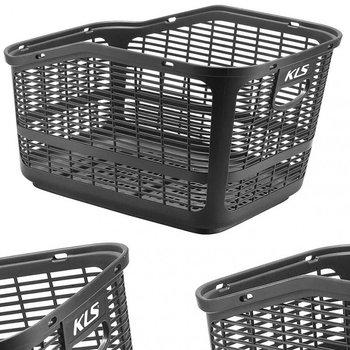 Kellys, Koszyk na bagażnik, Load, czarny, 30x41x19 cm-Kellys