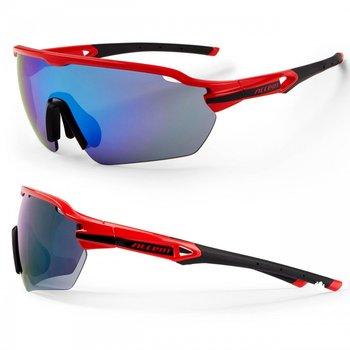 Kellys, Okulary ACCENT Reflex, czerwony-Accent